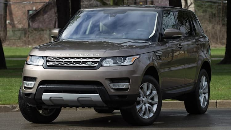 2016 Land Rover Range Rover Sport HSE Td6 Quick Spin