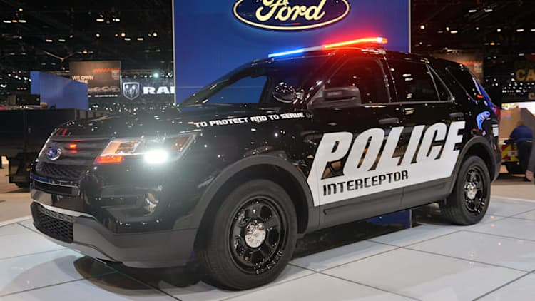 Ford to pay for repairs to every Police Interceptor Explorer SUV