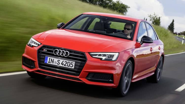 2017 Audi S4 First Drive