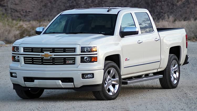 2015 Chevy Silverado, GMC Sierra recalled for steering issues