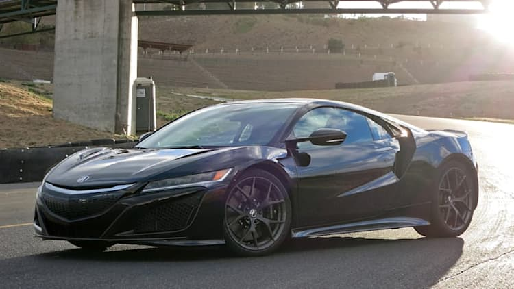 2017 Acura NSX First Drive [w/video]