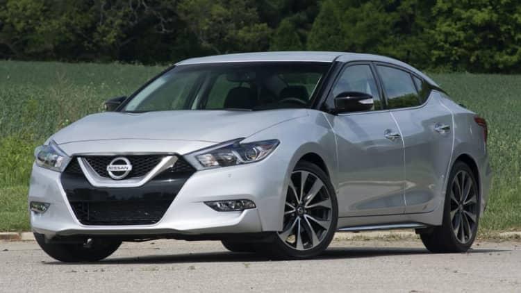 2016 Nissan Maxima First Drive [w/video]