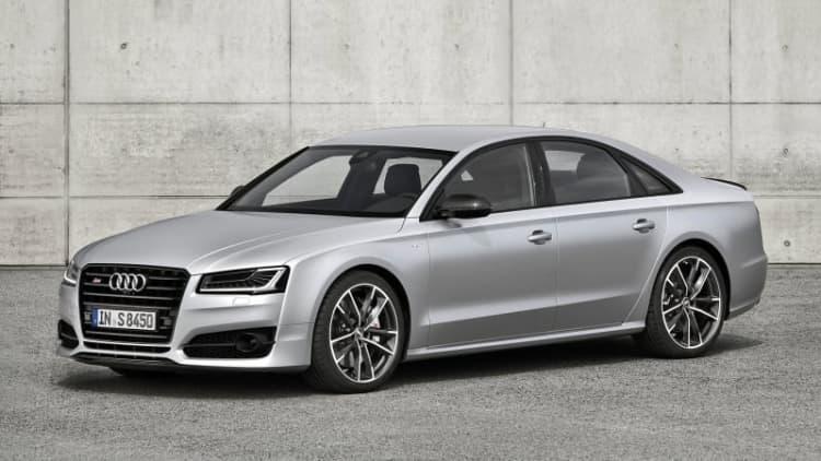 2016 Audi S8 Plus Quick Spin