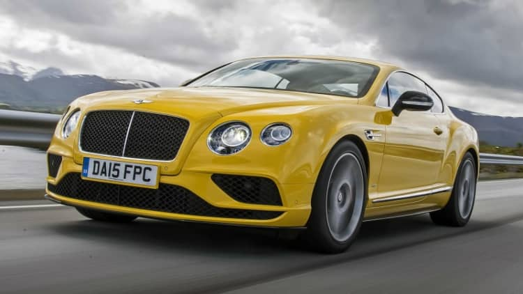 2016 Bentley Continental GT First Drive [w/video]