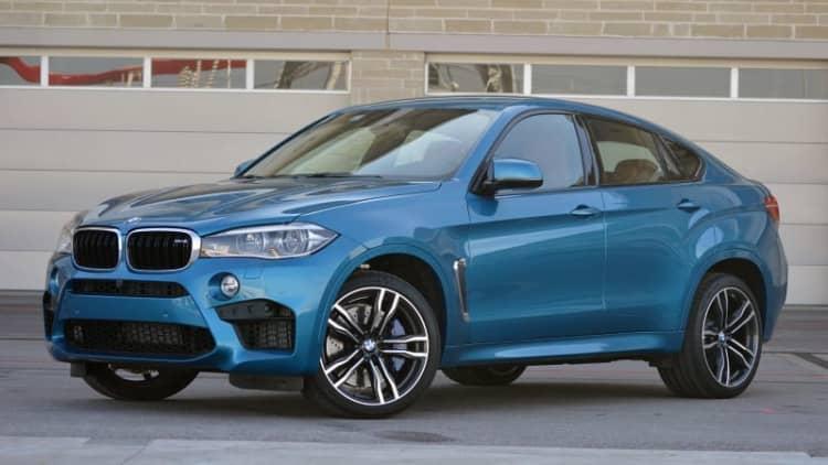 2015 BMW X6 M First Drive [w/video]