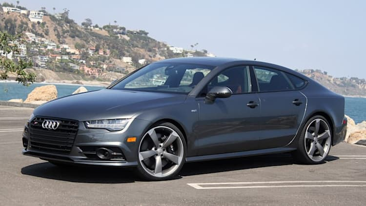 2016 Audi S6 and S7 First Drive
