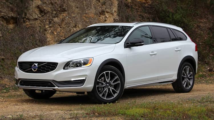 2015.5 Volvo V60 Cross Country First Drive