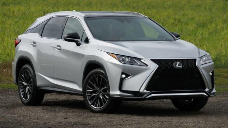 2016 Lexus RX First Drive [w/video]