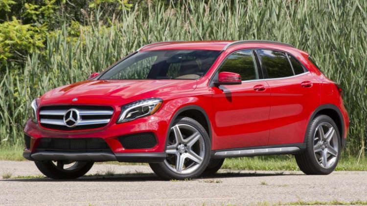 2015 Mercedes-Benz GLA250 4Matic Quick Spin [w/video]