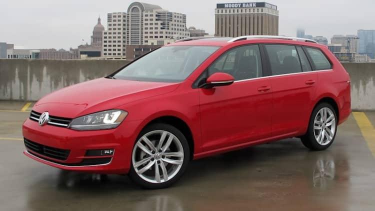 2015 Volkswagen Golf SportWagen First Drive [w/video]