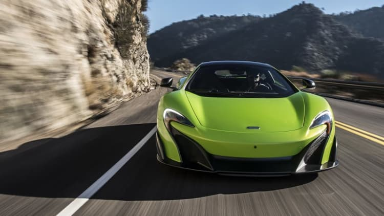 2016 McLaren 675LT Review