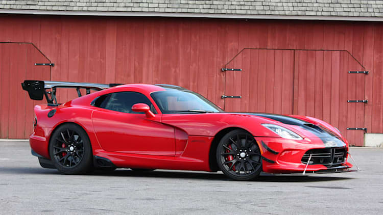 2016 Dodge Viper ACR First Drive [w/video]