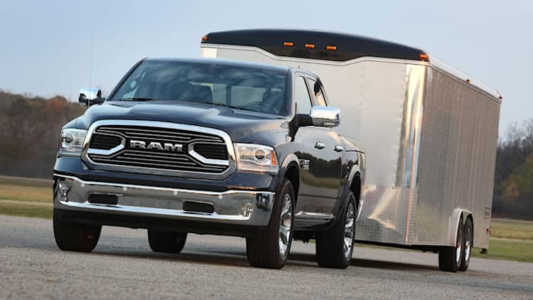 Towing with the 2016 Ram lineup [w/video]