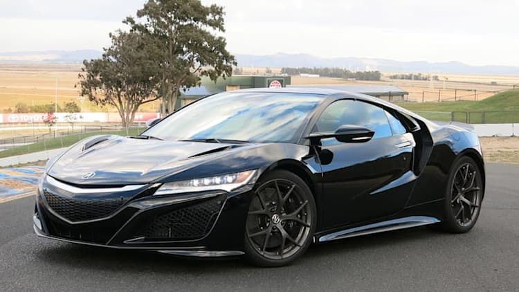 2017 Acura NSX | 573 horsepower for lunch