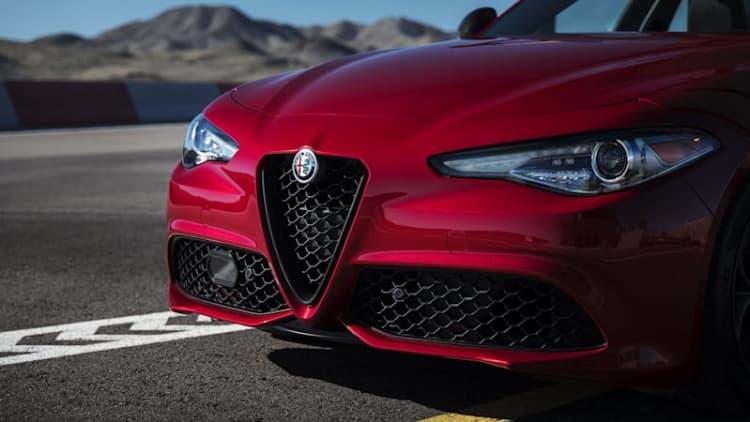 2019 Alfa Romeo Giulia gets Nero and Carbon editions