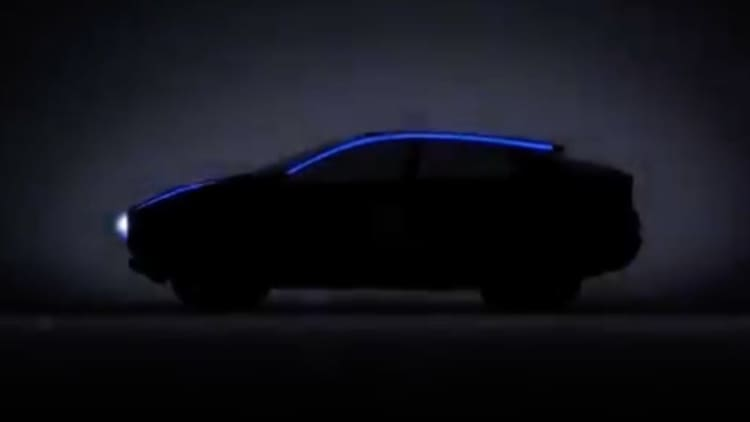 Will Nissan reveal an electric crossover in Tokyo?