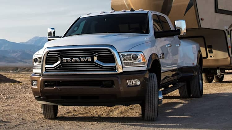 2018 Ram 3500 takes the truck torque crown