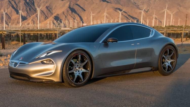 Henrik Fisker interview: the EMotion EV, and a 'game-changer' charging method