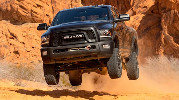 Toy, hauler   2017 Ram Power Wagon Video Review
