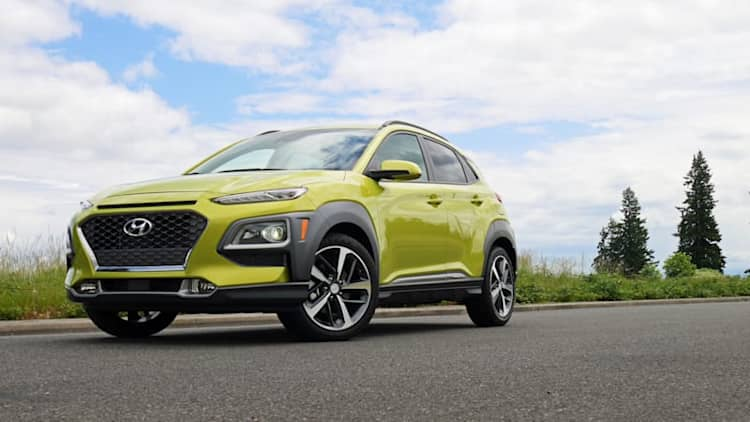2018 Hyundai Kona Drivers' Notes Review | Trying to stand out in a crowd