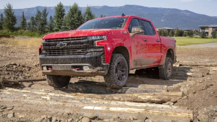 2019 Chevrolet Silverado 1500 Review and Buying Guide | Full-size but mid-pack