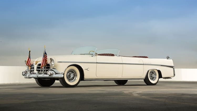 Petersen museum cars will drive streets of L.A. in President's Day parade