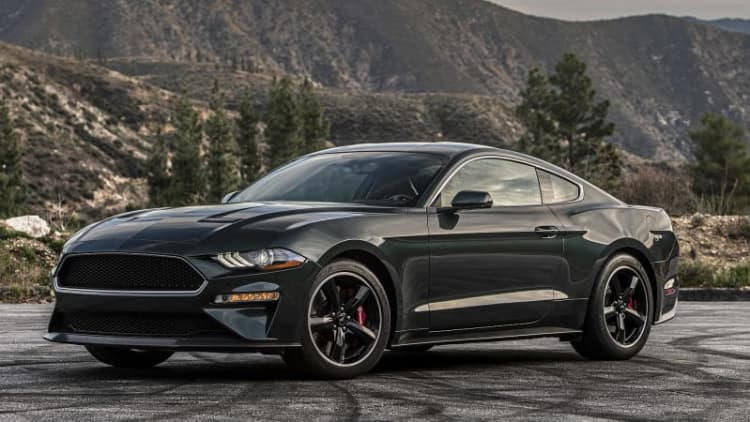 2019 Ford Mustang Bullitt Drivers' Notes Review | Green memories