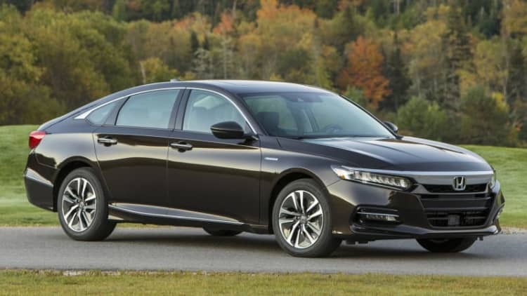 2018 Honda Accord Hybrid will cost thousands less