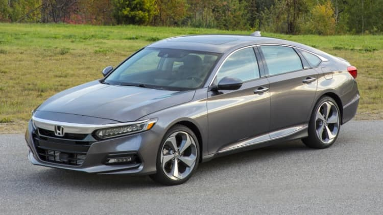 2018 Honda Accord First Drive | Feels like home again