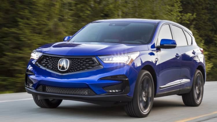 2019 Acura RDX First Drive Review | Boringness banished