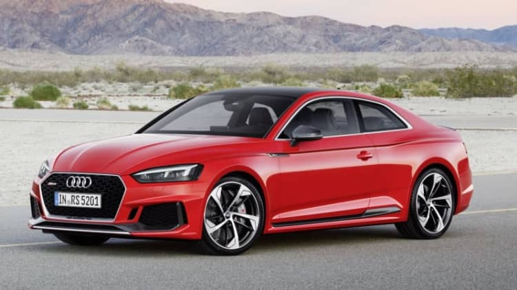 2018 Audi RS5 Coupe Drivers' Notes Review | Renn Sport reprised