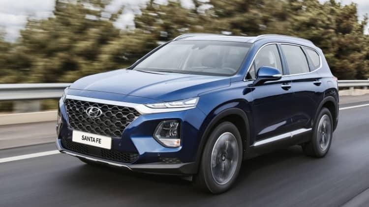 Hyundai Santa Fe News And Reviews Autoblog