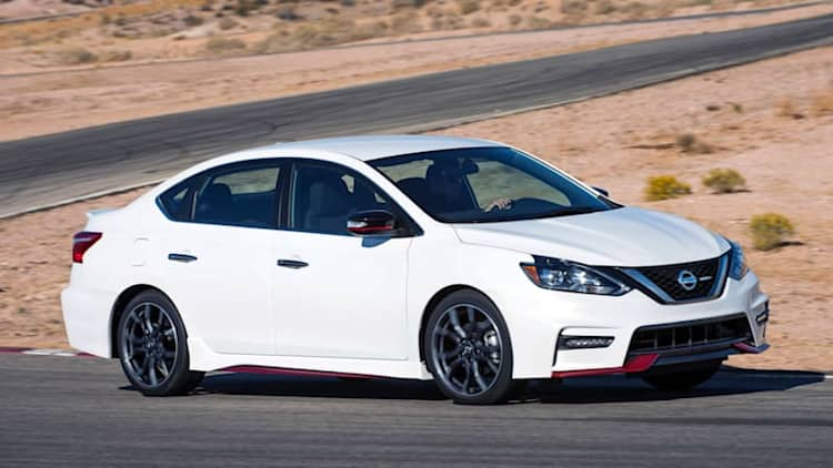 2018 Nissan Sentra Buying Guide | Compact sedan specs, safety, review, and more