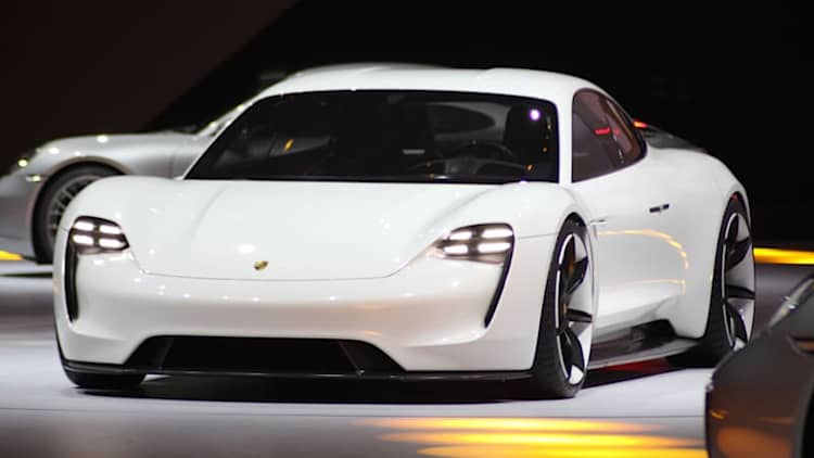 Porsche's Mission E will be priced to lure away Tesla shoppers