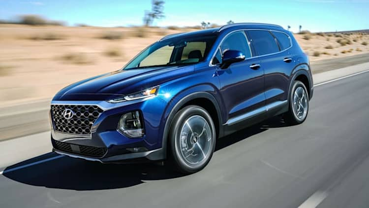 2019 Hyundai Santa Fe First Drive Review | A safely stylish crossover