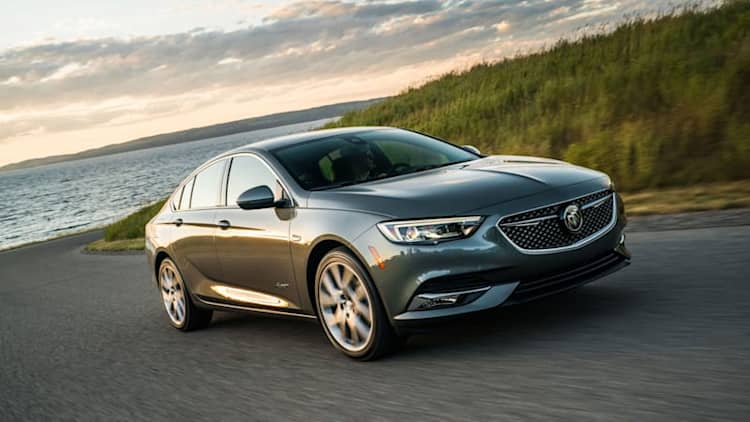 2019 Buick Regal to get Avenir luxury treatment
