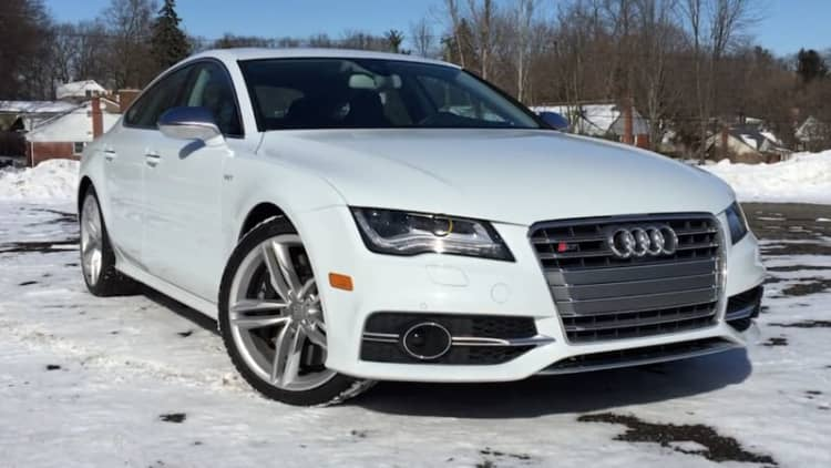 Daily Driver: 2015 Audi S7