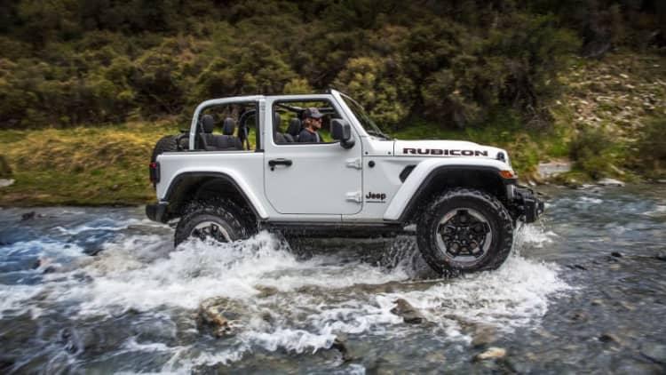 2019 Jeep Wrangler Rubicon: Two doors, more fun?