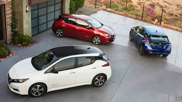 Tesla, GM and Nissan lobby together to lift the cap on EV tax credits