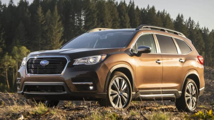 Some 2019 Subaru Ascent owners will get brand-new cars due to recall