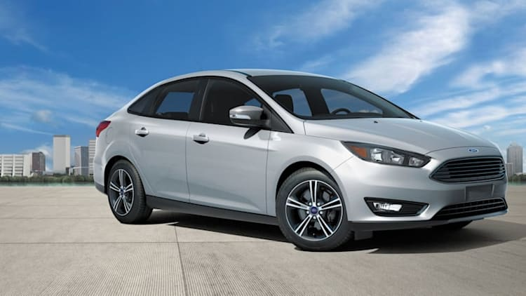 Get 'em while they last: Only 15,000 Ford Focus sedans remain