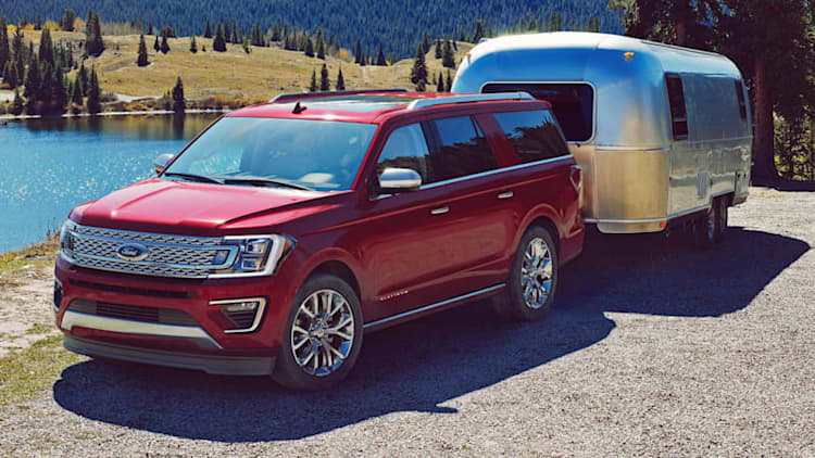 2018 Ford Expedition First Drive Review | Front of the class