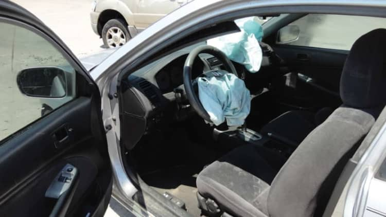 Honda and NHTSA report 11th death linked to Takata airbags