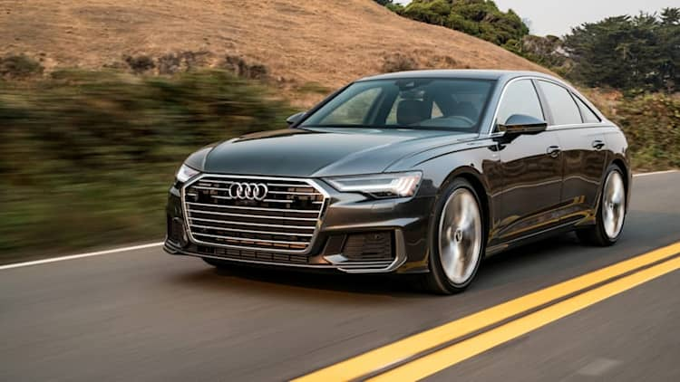2019 Audi A6 and A7 First Drive Review | High-tech status symbols, refined