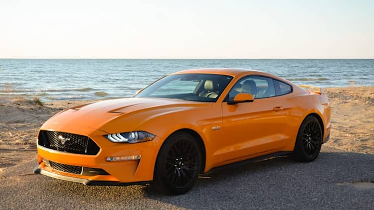 Seventh-generation Ford Mustang pushed back a year to 2021