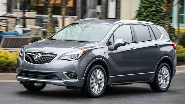 2019 Buick Envision starts just under $33,000