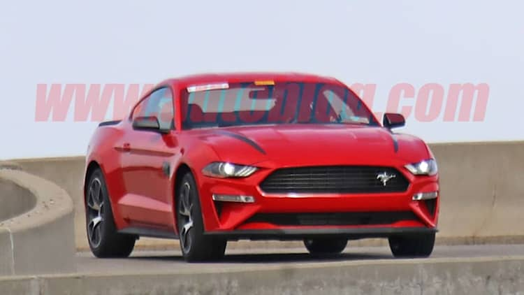 2020 Ford Mustang 'entry-level' performance model: Is this it?