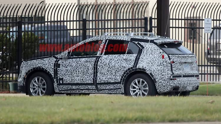 Cadillac XT4 crossover to be built in Kansas City