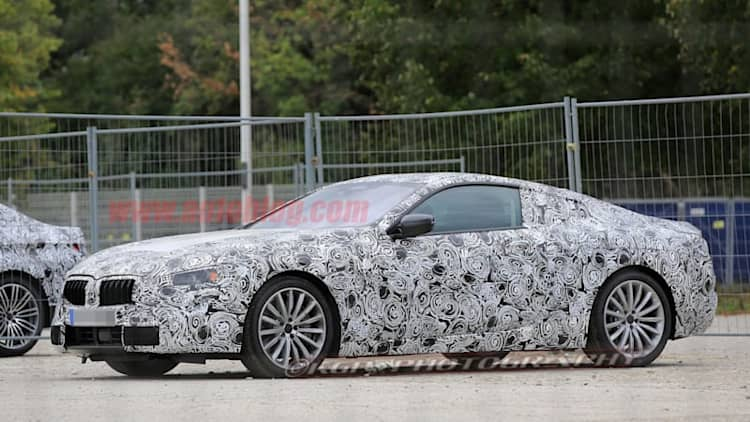 A new BMW 8-Series and many M models in the works, according to leaked codes