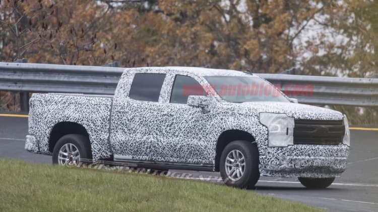 Next-gen Chevy Silverado and GMC Sierra may use carbon fiber